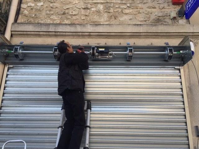 Réparation De Volets électriques Et Rideaux Métalliques à Toulouse